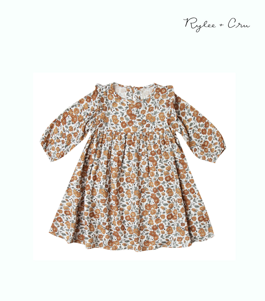 라일리앤크루 BLOOM PIPER DRESS / BLOOM