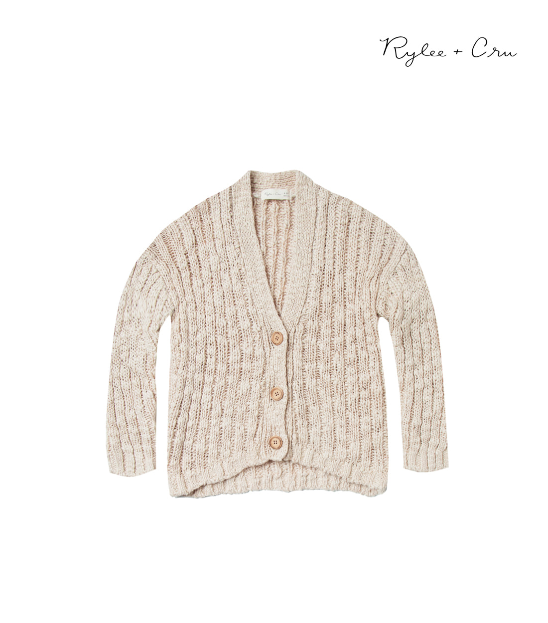 라일리앤크루 BIRDY CARDIGAN / WHEAT
