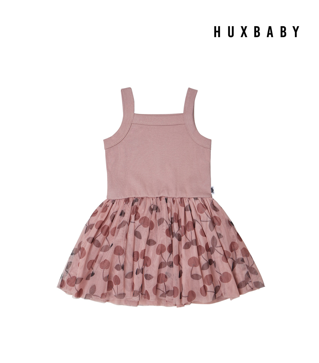 헉스베이비 CHERRY BALLET DRESS / BERRY