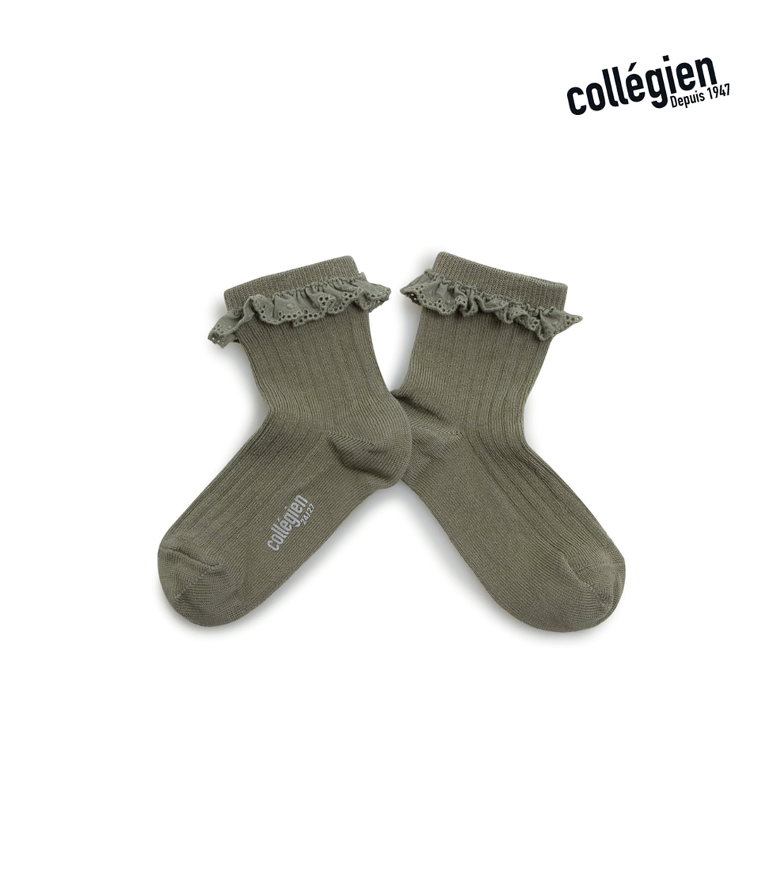 꼴레지앙 LIGHTWEIGHT SUMMER SOCKS / 188